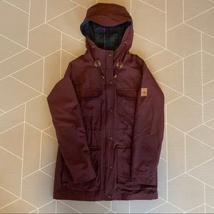 Penfield 60/40 Wind And Rain Proof Jacket Size S
